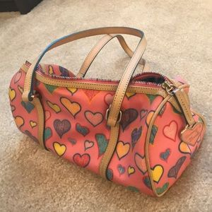Dooney and Bourke small purse